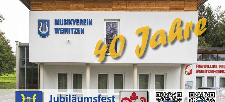 Jubiläumsfest: 1 Jahr danach